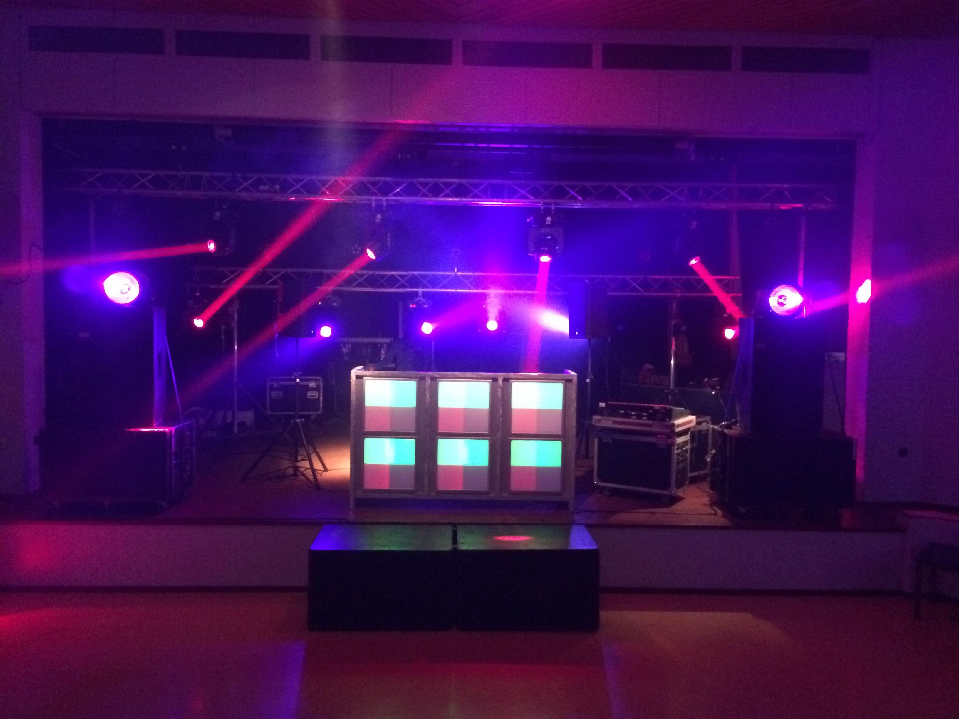 DJ JoB Drive in show