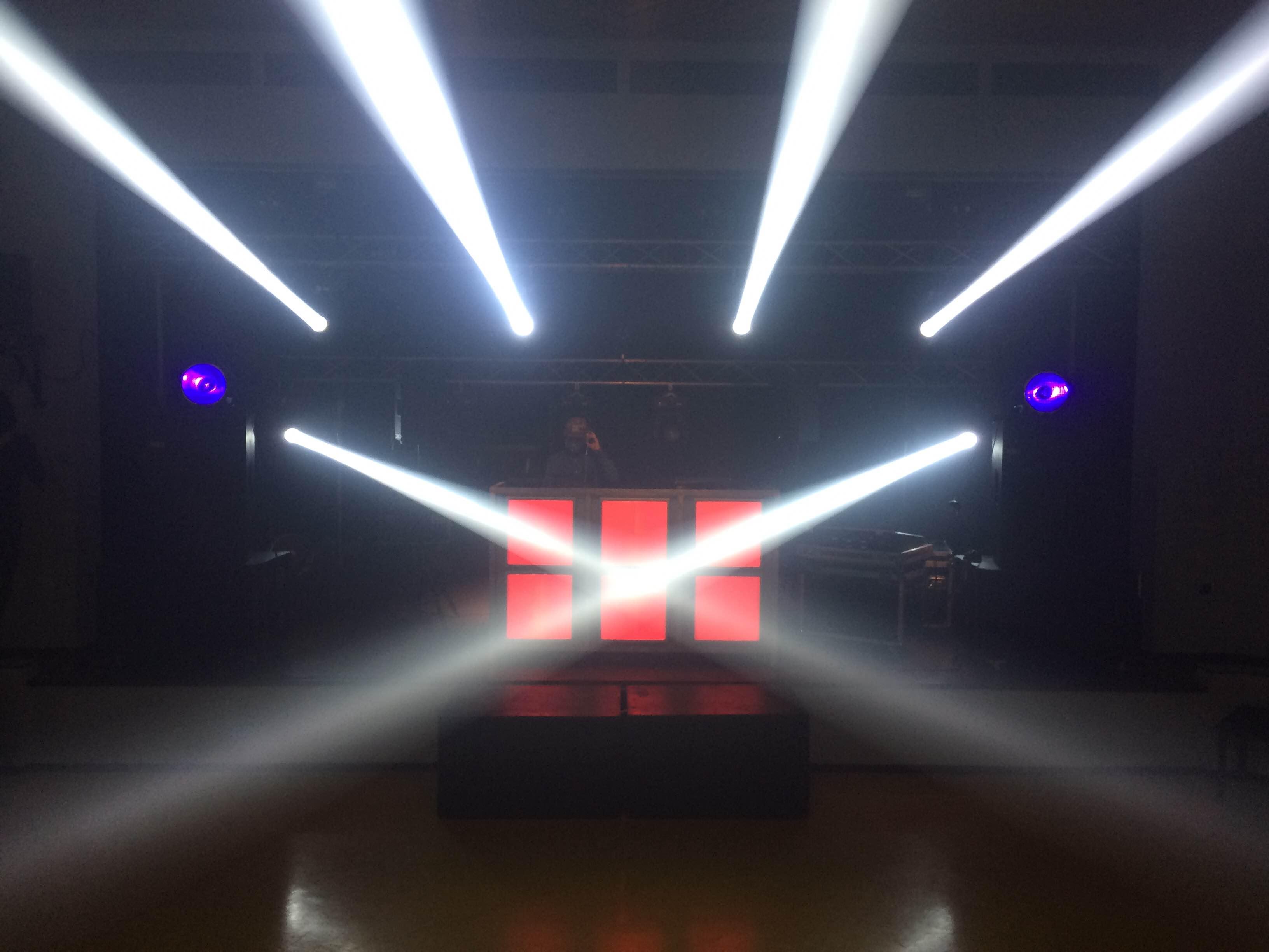 Drive in show met DJ JoB