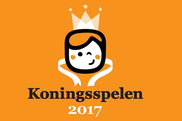 koningspelen logo aanbieding sport en spel