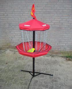 Frisbee set € 25,-