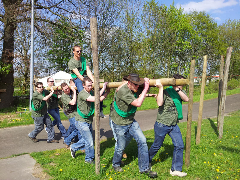 Attractie Verhuur Nijmegen Nederland Bricoja