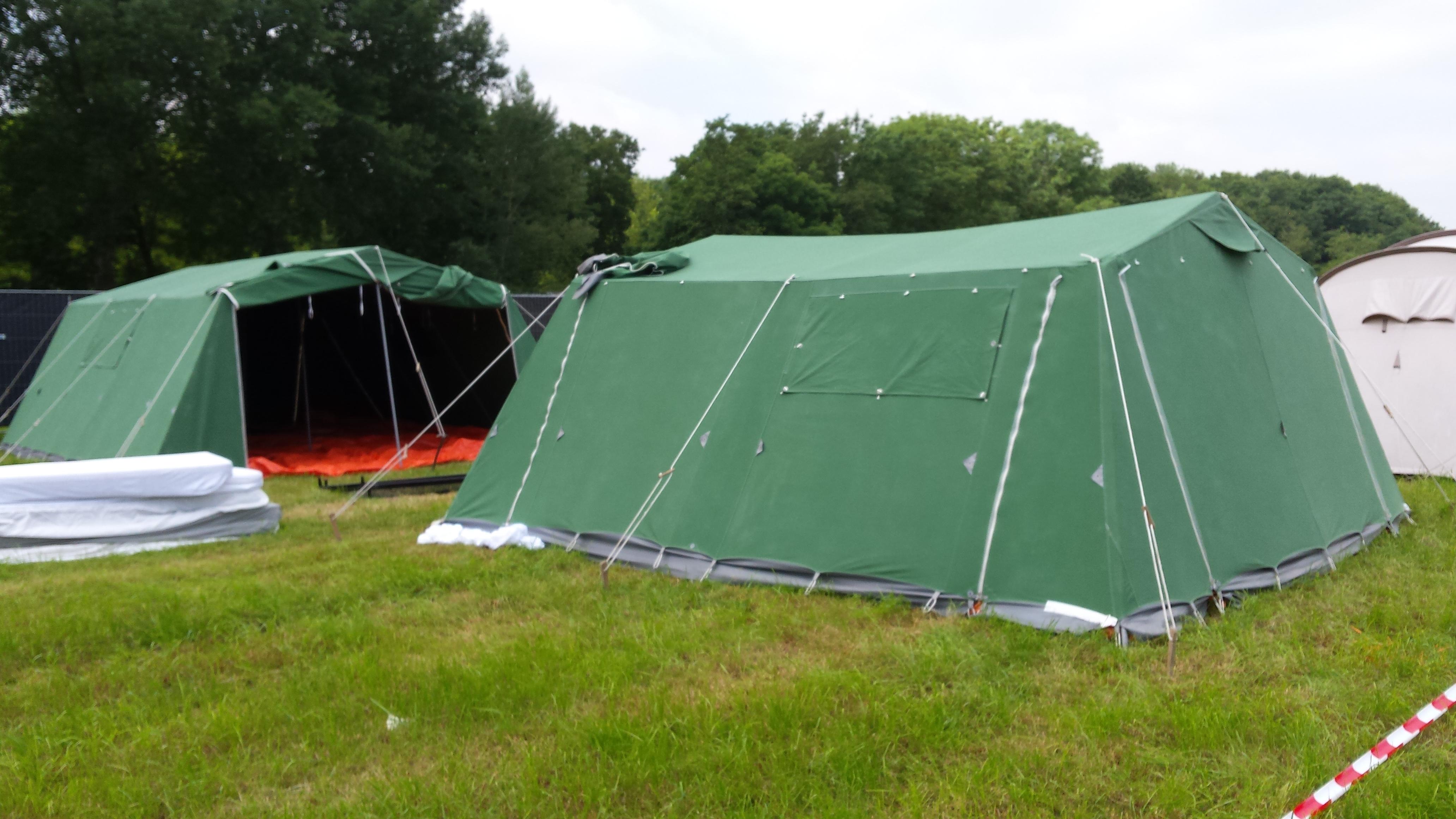 Beste GROEPSTENTEN EN TENT VERHUUR - Attractie Verhuur Nijmegen HL-06