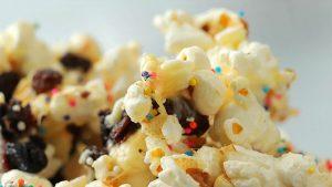 heerlijke gezonde recepten met popcorn