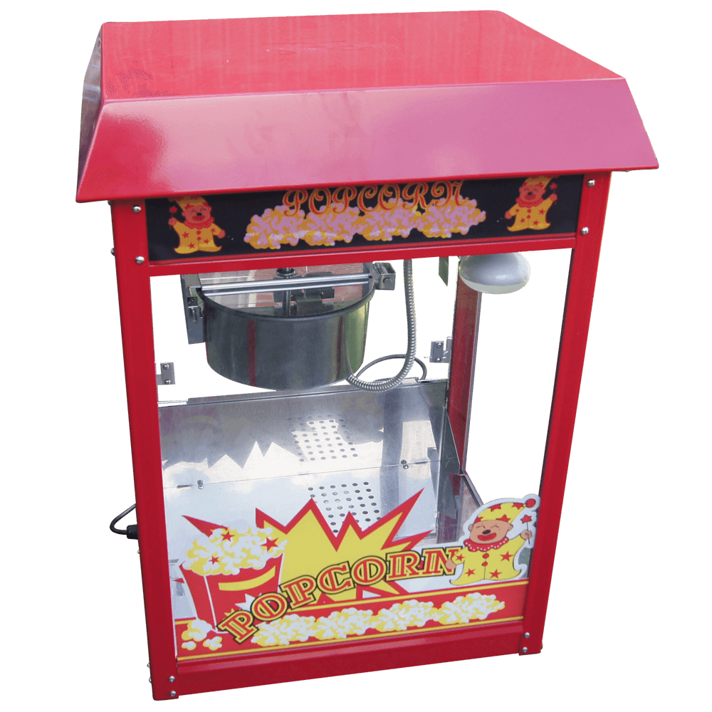 Popcornmachine € 65,00 incl. btw